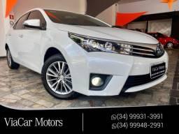Título do anúncio: Toyota Corolla Altis 2.0 Branco