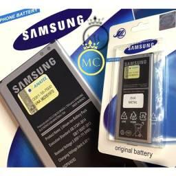 Título do anúncio: Bateria Samsung Celular j5 metal j7 metal s5 s5 mini s3 s4