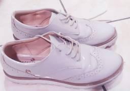 Título do anúncio: Sapato feminino 37/38 seminovo
