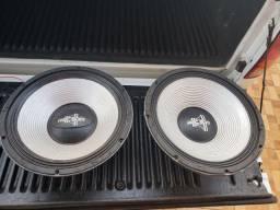 Alto falantes 4x15 de 1000Wrmw