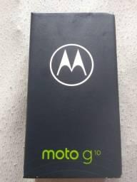 Motorola G10 Lacrado