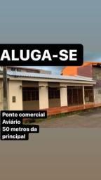 PONTO COMERCIAL AVIÁRIO/BOSQUE