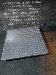 Título do anúncio: 700kg NA CAIXA ( BALANÇA DIGITAL)GARANTIA ATENDIMENTO FIXO OU ENTREGA GRÁTIS