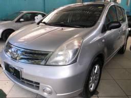 Título do anúncio: Nissan Livina 2012/2013 Automático 1.6 Flex (5 lugares)