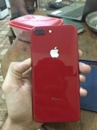 Título do anúncio: iPhone 8 Plus vendo ou troco
