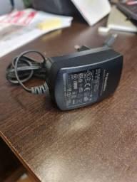 Carregador e fone original blackberry antigo