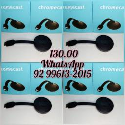 Título do anúncio: Chromecast com Entrega