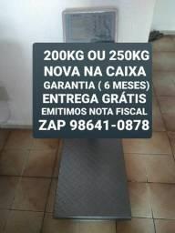 Título do anúncio: MODELO CHÃO DE 150KG ATÉ 250kg BALANÇA DIGITAL NA CAIXA GARANTIA