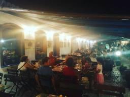 Vendo Restaurante em Porto Seguro.Ba. No beco da Passarela do Álcool