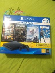 Playstation 4 Slim 1TB Mega Pack