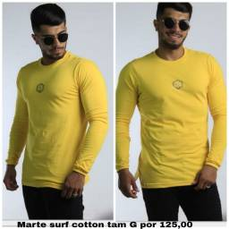 Camisa manga comprida R$:110