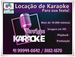 Locação de Karaokê / Videokê em Curitiba