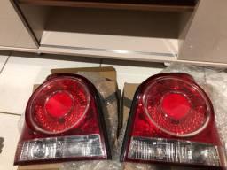 Lanternas do polo