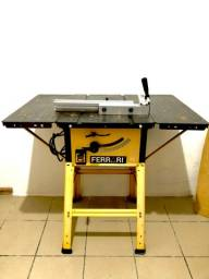 Título do anúncio: Serra Circular de Bancada 10 Pol. 2CV - FERRARI-SCM-1500