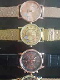 Título do anúncio: Relógios femininos Quartz