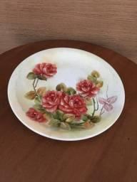 Prato de Bolo/Porcelana