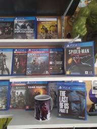 Jogos de PlayStation 4 a partir de R$70,00