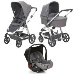 Título do anúncio: Carrinho, bebê Conforto e Moisés ABC Design / Condor 4