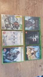 Jogos Xbox one e 360 (vendo/troco)