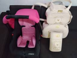 Bolsa e bebê conforto