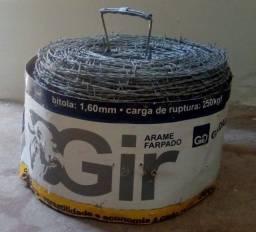 Título do anúncio: Arame Farpado Gir 500m