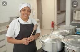 Título do anúncio: Cozinheira com experiência