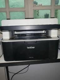 Título do anúncio: Impressora com xerox brother
