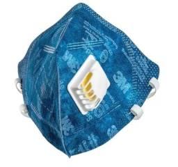 Máscara de Proteção com Válvula PFF2 N95 - marca 3M
