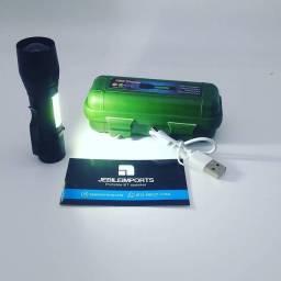 Mini Lanterna de bolso super forte recarregável//entregamos grátis