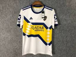 Camisa Boca Júniors 1 Linha