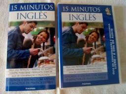 Título do anúncio: Inglês britânico ou espanhol para viagens