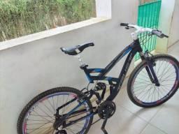 Título do anúncio: Bike Trust - Suspensão central