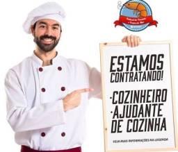 Título do anúncio: Estamos contratando Cozinheira