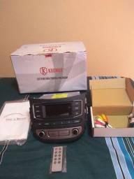 Rádio original HB20 / HB20S / HB20X ( NUNCA USADO )