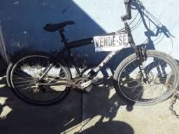 Bicicleta 21 marchas toda de alumínio Gts