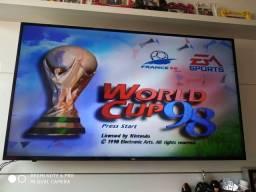 Cartucho World Cup 98 Original Nintendo 64