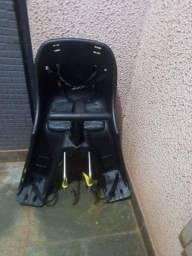 Cadeirinha para bike aro 29 c/ 2 suportes
