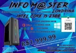 Título do anúncio: Intel Core I5 + 16GB Ram + SSD 360GB