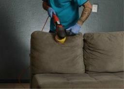 Título do anúncio: Lavagem a seco de sofá,colchões e etc..