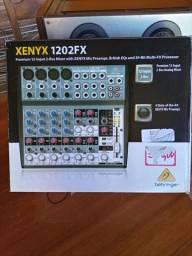 Título do anúncio: Mesa de som mixer