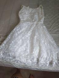 Título do anúncio: Vestido para casamento