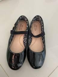 Sapato tamanho 33