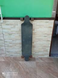 Longboard usado pouco