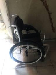 Cadeira de roda monobloco