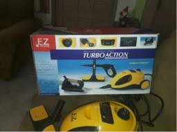 Vaporeto- Máquina de Limpeza a Vapor Turbo Action