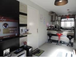 Excelente apartamento mobiliado com 3 quartos no Afonso Pena