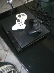 Playstation 3 com 28 jogos originais