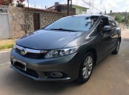 Honda Civic intermediação - 2012