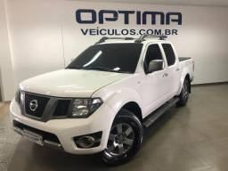 NISSAN FRONTIER 2015/2015 2.5 SV ATTACK 4X4 CD TURBO ELETRONIC DIESEL 4P  AUTOMÁTICO