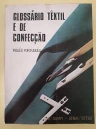 Glossário têxtil e de confecção - Inglês e Português